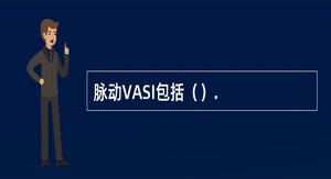 脉动VASI包括().